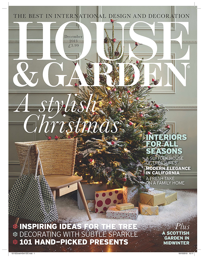 House And Garden Magazine Gallery